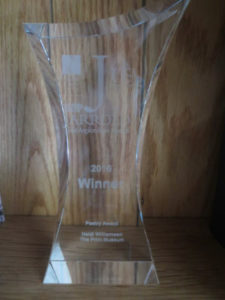 East Anglian Book Award for Poetry 2016